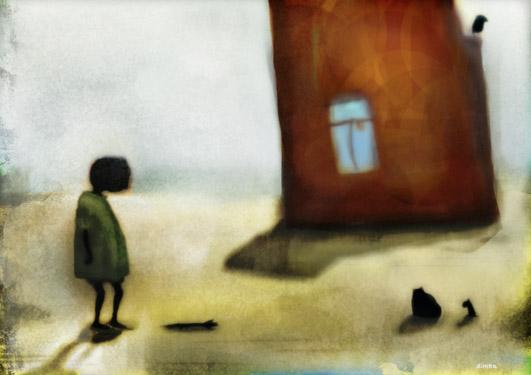 'Gone' by Dimka